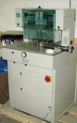 Бумагосверлильная машина
